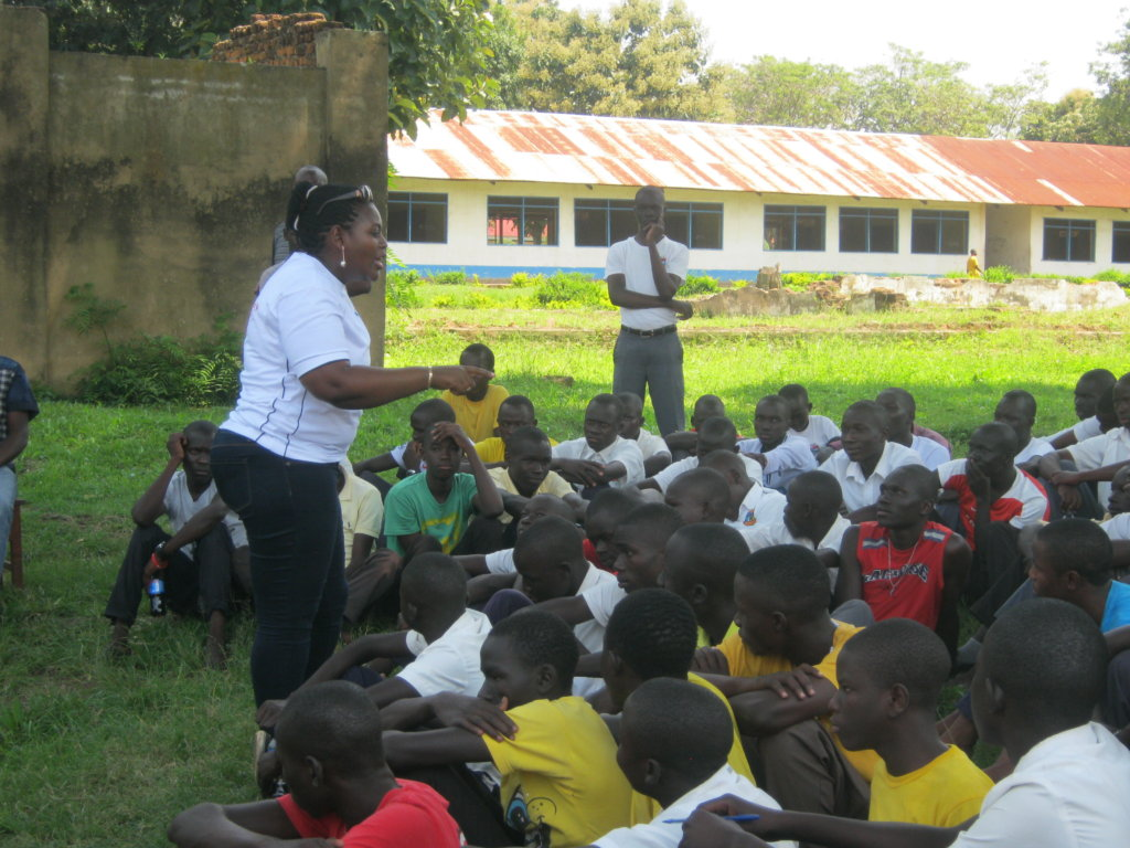 Empowering Ugandan Youth in Over 100 Districts
