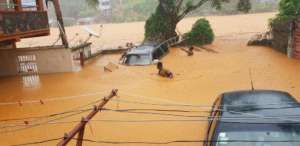 Disaster Aid - Flooding in Sierra Leone