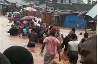 Sierra Leone Mudslide and Flooding Relief