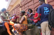 Emergency Mudslide Relief in Sierra Leone