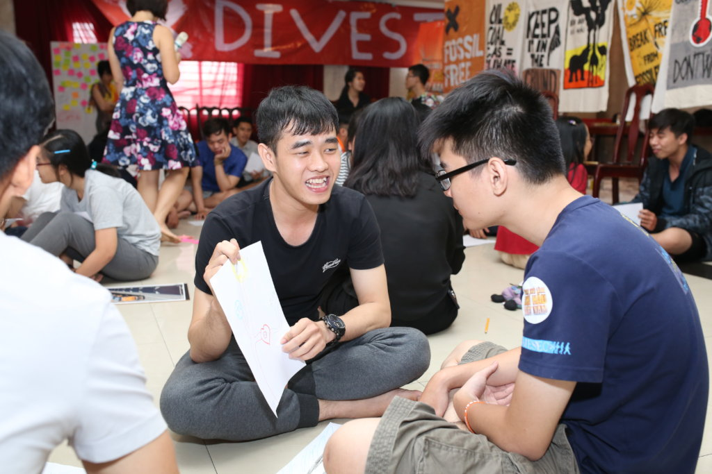 Empower Young Climate Activists in Vietnam