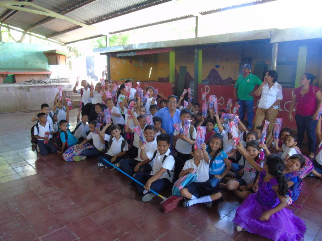 Provide Basic Dental Care to 418 Nicaraguan Kids