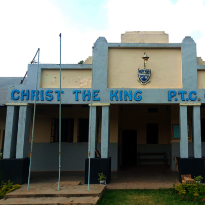 Christ the King PTC & Backup are ready to work