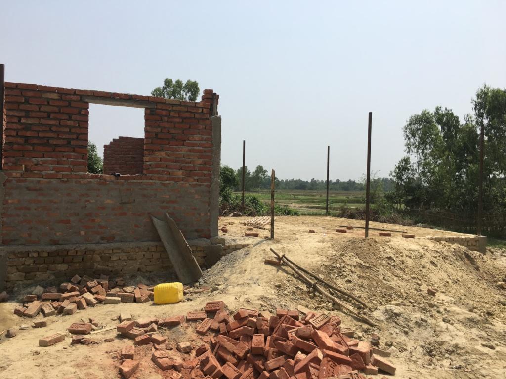 Under Construction Community Shelter