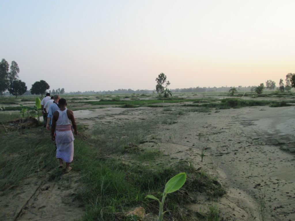 Devastation of the Floods