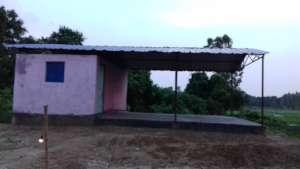 Flood Resilient Community Shelter