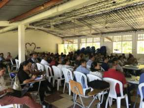 80 Teachers, from 23 schools, attend Training