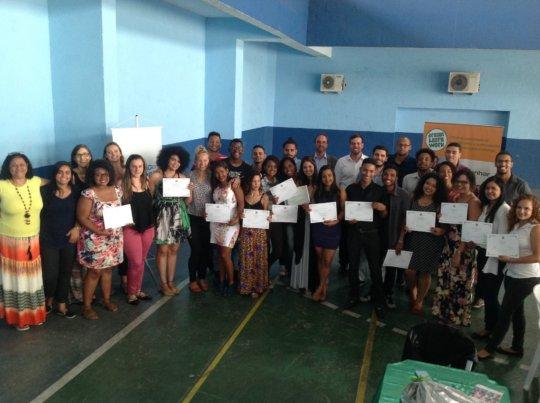 2016 Graduation in Deodoro