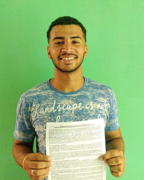Wendell (19), DLW student