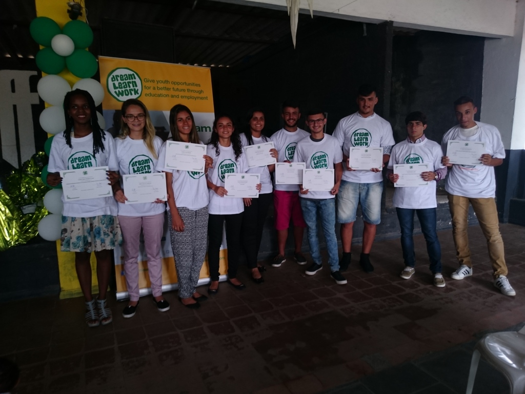 2015 Graduation at Projeto Karanba