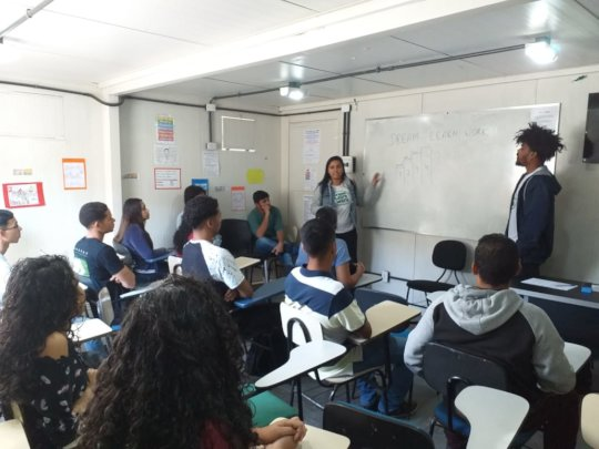 2nd Karanba Recruitment in Sao Goncalo
