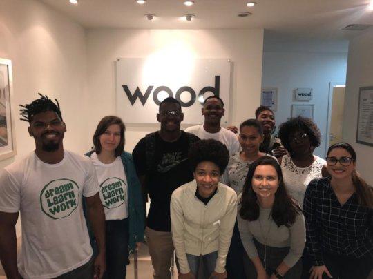 Corporate Partner Visit - Wood Group