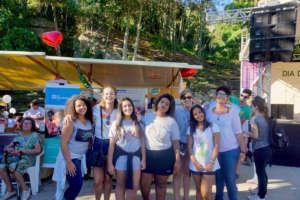 Good Deeds Day Event in Rio de Janeiro