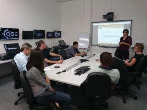 Workshop for mentors