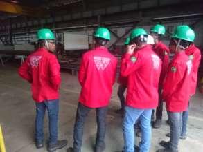 Company visit