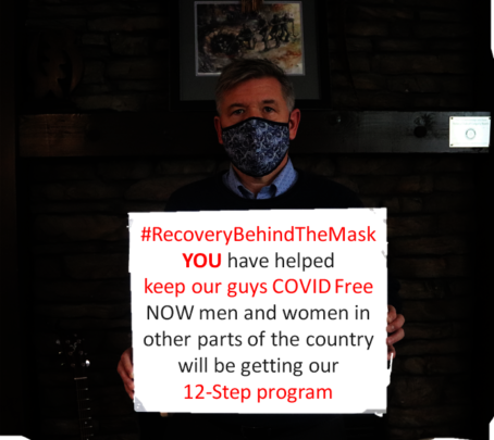 Recovery Behind the Mask