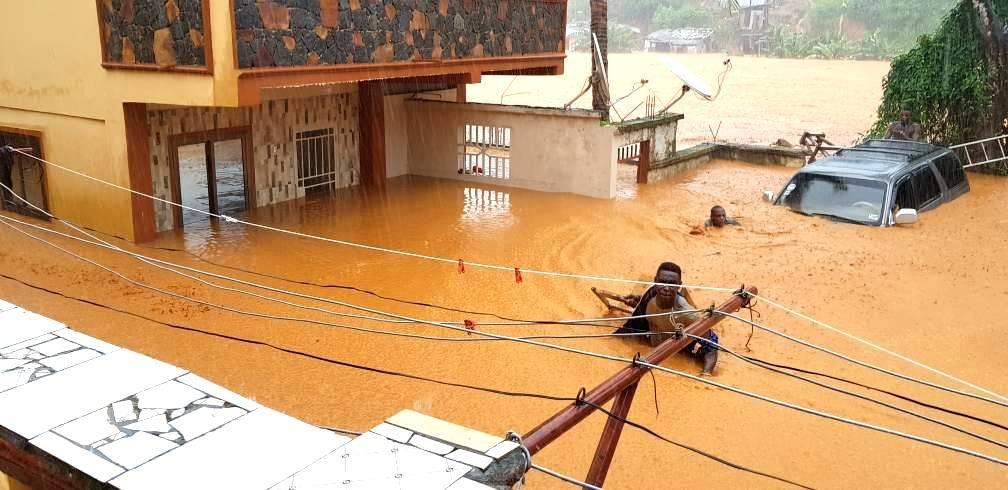 Help Flood & Mudslide Victims in Sierra Leone