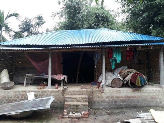 Triloknath's Home