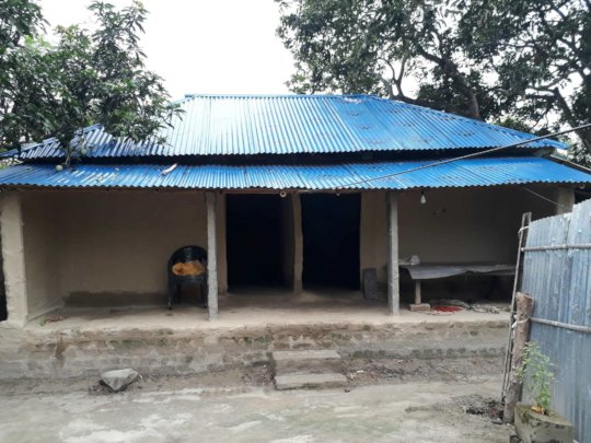 Hemnarayan's home
