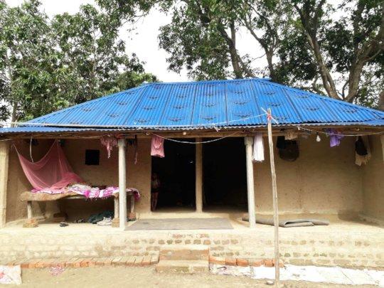 Badrinath's home