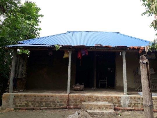 Santosh's Home