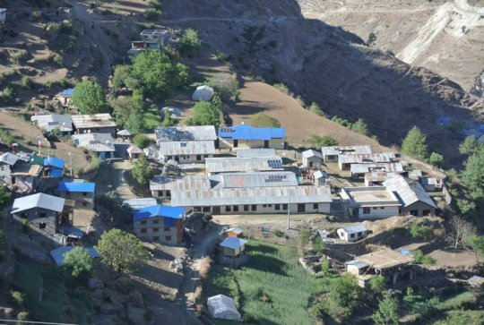 Mugu District Hospital, Karnali Province