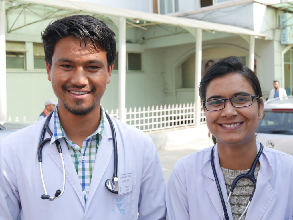Make a Difference to Healthcare in Rural Nepal