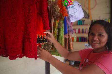 Equip a Young Woman on Nias with Skills for Work