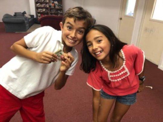 Joaquin and Lulu
