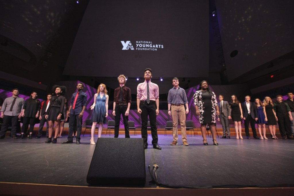 2015 YoungArts Theater Performance