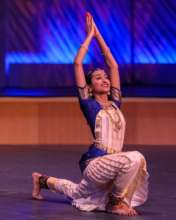 Winner in Dance at YoungArts Week 2016