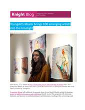 Knight Blog Article - YoungArts Miami (PDF)