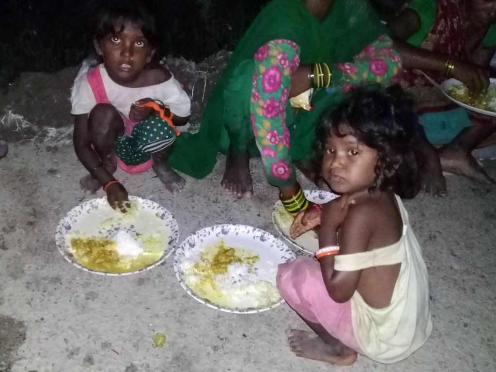 Help Feed 350 Flood Affected Kids in Nepal