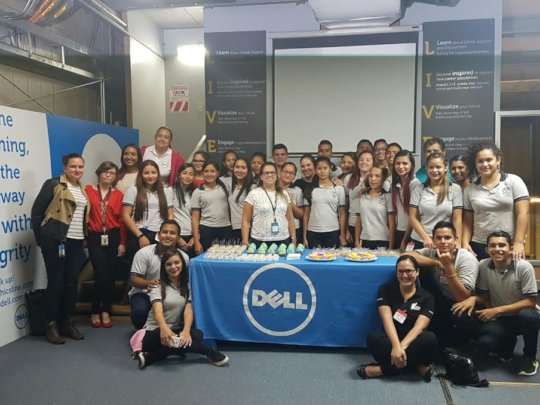 Company visits to Dell