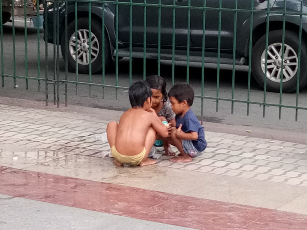 Nurturing street children