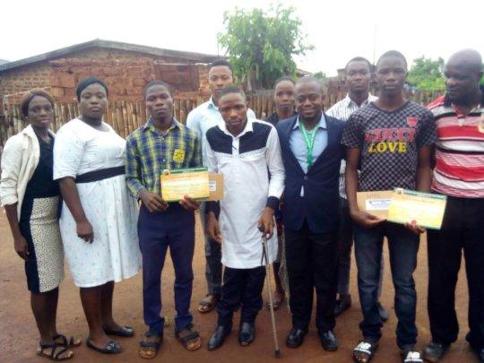 Trailblazer Teaching Staff and the Ambassadors
