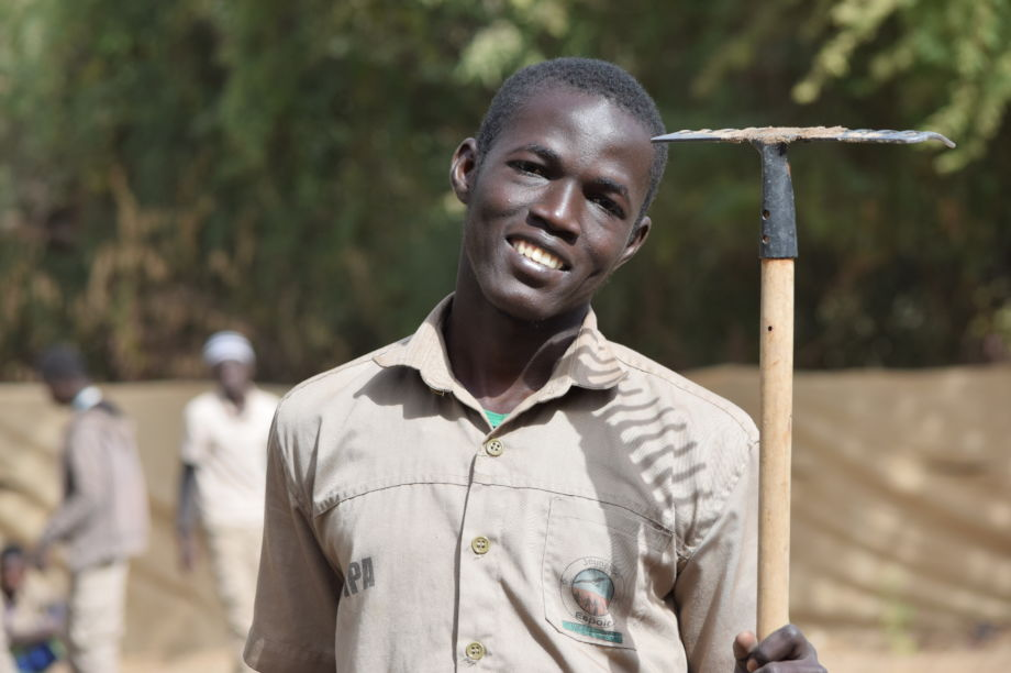 Sustainable Livelihoods for 38 Talibes in Senegal