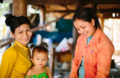 Free 300 Women from Domestic Violence in Cambodia