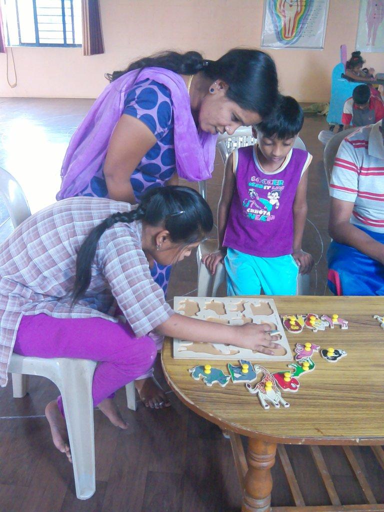 Sanmathi - Free School - Intellectually Disabled