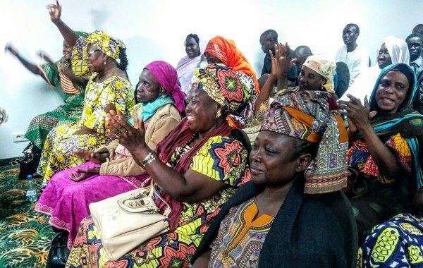 Empower Women Seeking Justice & Peace