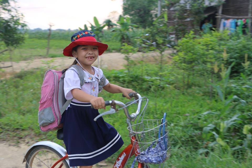 Give Sight to Children in Vietnam