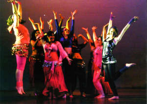 Bellydance brings joy to women's lives