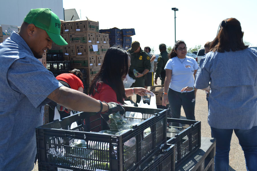 Photo from Food Bank Rio Grande Valley