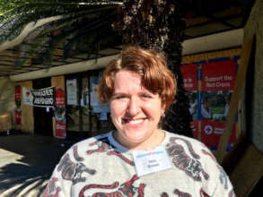 Sara, Coalition for the Homeless of Houston/H.C.