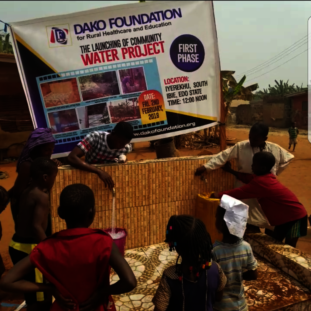 Reports from Dako Foundation For Rural Healthcare And Education