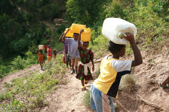 Water supply to 13,000 villagers in Nigeria