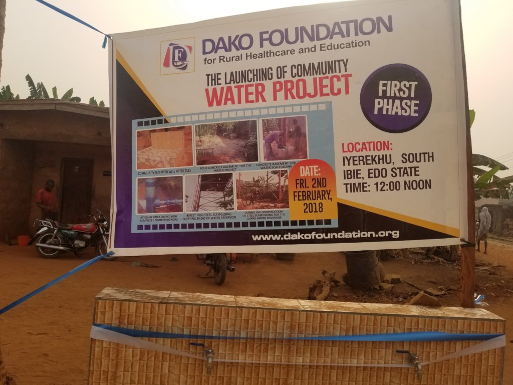 Reports from Dako Foundation For Rural Healthcare And