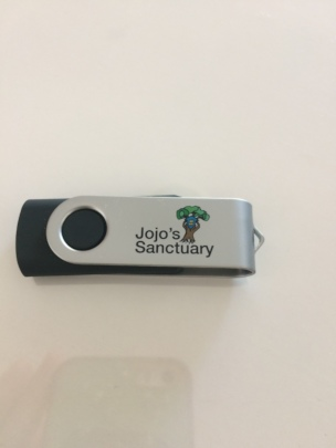 Our new flash drives!