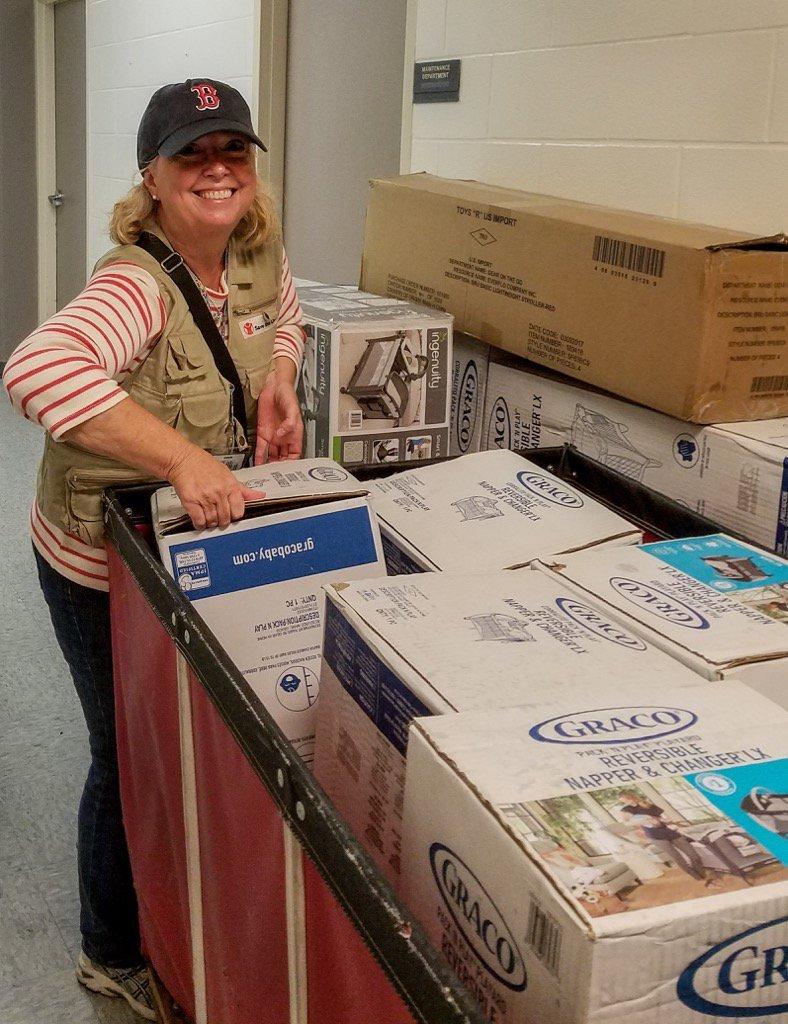 Hurricane Harvey Children's Relief Fund