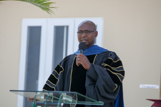 The Founder & President of Palm Institute